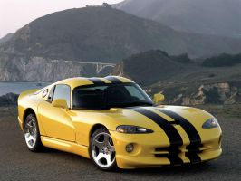 Dodge Viper GTS Coupe by TheCarloos