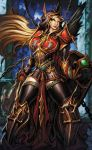 WoW-blood elfs commission by JustArt27