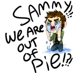 NO PIE. - [ Supernatural ] by TinyShiro
