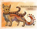 Autumn leaves CLOSED by Fishtailholly