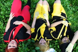 LIW: Here Lie The Lost by MUcosplay