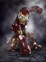SHS IronMan by DazTibbles