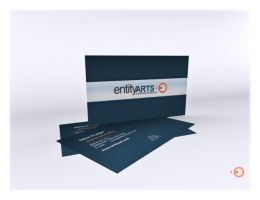 EA: Business Card Development by Clevich