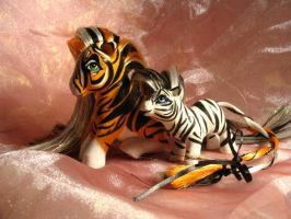 Real Custom Tiger Set by customlpvalley
