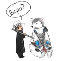 Are You Bepo by young-rain