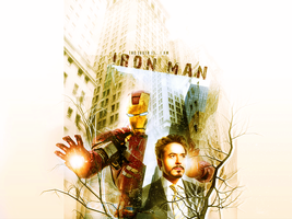 Tony Stark: Iron Man by RachelDinozzo