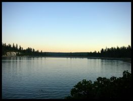 Ice House Lake by MooU22