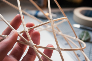 Making of: leaf armour 1 by flaviarose