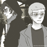 bbc Sherlock: passing ways by Minuu-chan