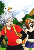 Rave Master - Endless Journey by untallie