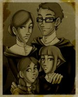 Percy's family by uppuN