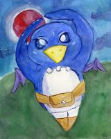 Prinny DOOD by Starrydance