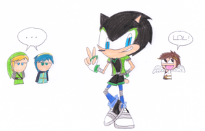 Jack in Sonic Boom version by sonic4ever760