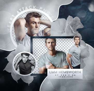 +Liam Hemsworth Pack Png. by Heart-Attack-Png