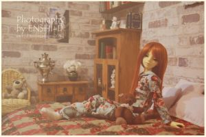 Doll room by Enshi-D