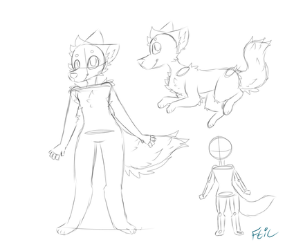 Body Doodles by FineThingsInLife