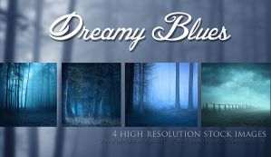 Dreamy Blue by ImaginaryRosse