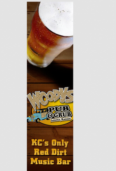 Woody's Pub and Grub banner by fulcrum-lever