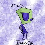 Invader Cak by Mystery0099
