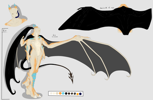 Monster Man Auction - CLOSED by ShadowInkAdopts