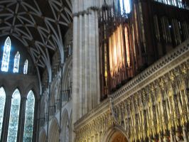 York Minster 05 by LithiumStock