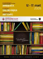 Poster for Books and Furniture Fair by mojazil
