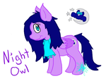 ATG Day One: Night Owl by HyperSonicFire15