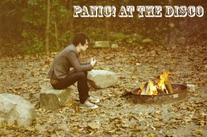 Panic At The Campfire by Mervecia