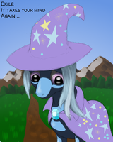 Trixie Vilify by Arrkhal