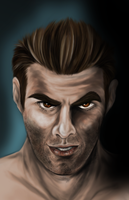 Sylar: Rules of War Scrap by Phoenix-Cry