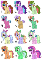 Bid Adopts 5 by Bananers97