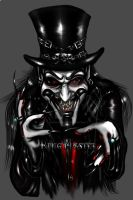Jokers Card - RingMaster  - CP Style by Corpse-Phucker