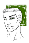 Chris Redfield by ZombieCoffeeCup