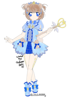Magical Ichu -colored- by Mellonychan
