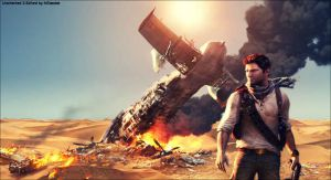 UnCharted The Game Wallpaper by MSaadat10