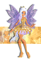 [WC] AT: Pandora Butterflix by AshianaAquaris