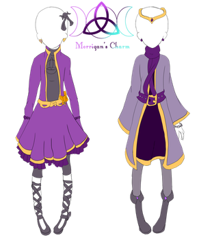 PDA: Gwenith's School Coord and first coord by RoyalADK