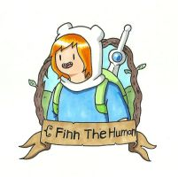 Finn The Human by gmil123