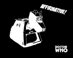 Doctor Who - Affirmative by MaxRScape
