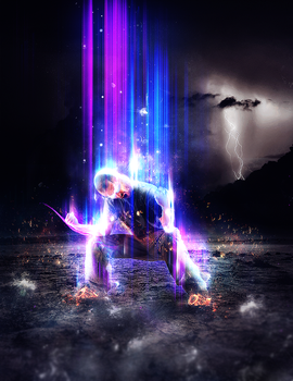 Over Power by omnigfx