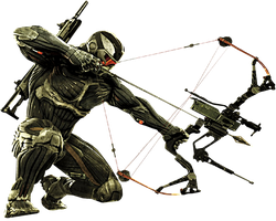 Crysis-3 icon by SlamItIcon