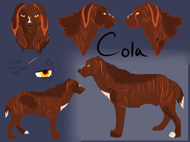 Introducing: Cola by Whitelupine