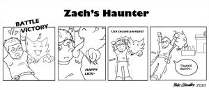 Zach's Haunter by HomunculusLover