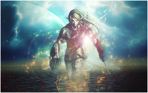 The Return Of Link by Graphfun