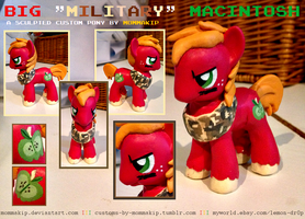 Big ''Military'' Macintosh by Mommakip