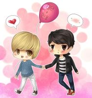 Come with me Hyung C: by kitsuneha