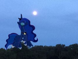MLP in real life: may the full moon rise by IcestarFireClan