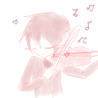 I like the violin by Nipah-Tutu