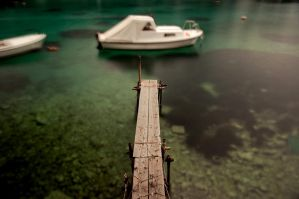 the boat by torobala