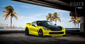 Corvette C7 2014 by DzDesign